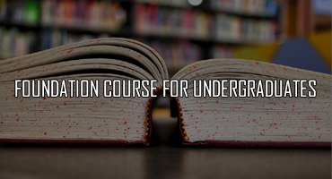 foundation course for undergraduates